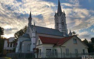 Лютэранская кірха ў Гродне