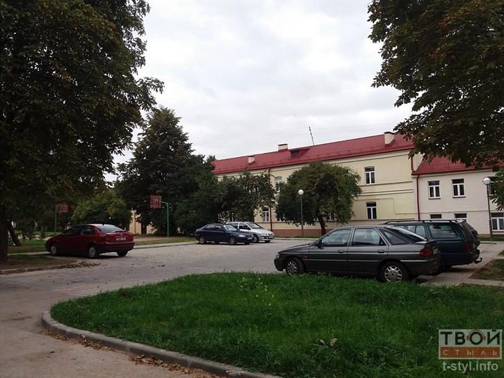 вуліца Маладзёжная, Гродна