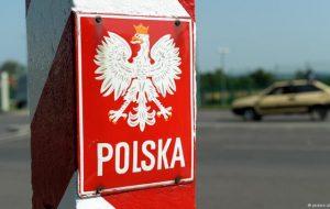 Мяжа з Польшчай. Фота: PAP