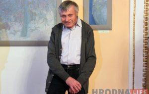 Выстава ваўкавыскага жывапісца Станіслава Кузьмара адкрылася ў Новым Замку