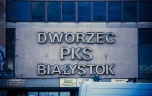 Аўтавакзал у Беластоку дажывае апошнія тыдні. У канцы кастрычніка яго зруйнуюць