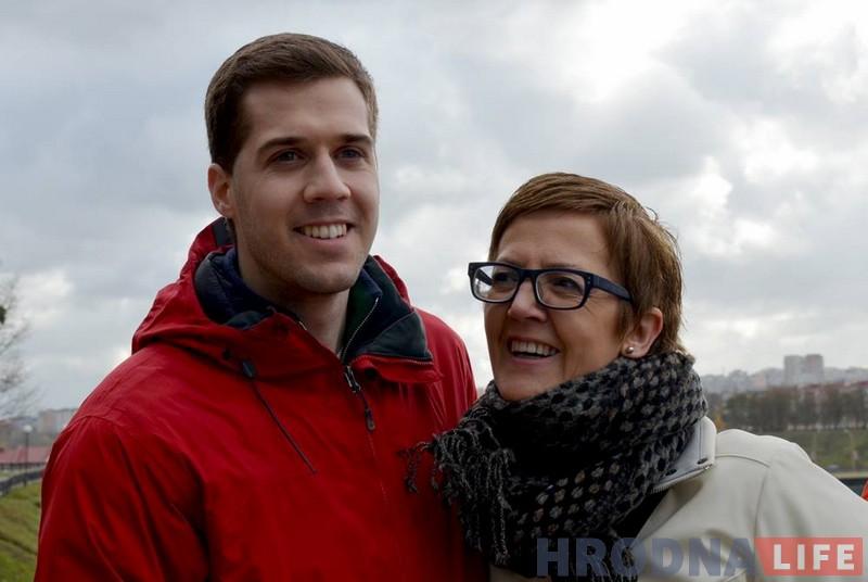 Гіерма і яго маці Марына