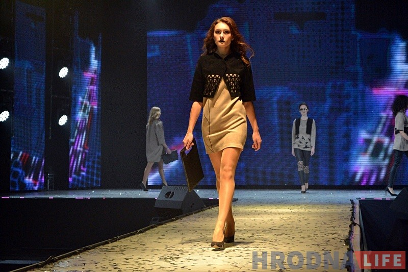 Grodno Fashion Show. Фота: Руслан Кулевіч