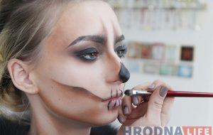Страшная сіла. 12 крокаў да святочнага макіяжу на Хэлоўін