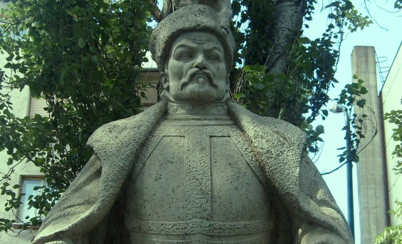 Помнік Баторыю ў Будапешце