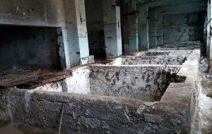 Фотарэпартаж: Як дажывае свае дні былы гродзенскі гарбарны завод