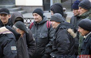 У Свята-Пакроўскім саборы правялі экскурсію для бяздомных