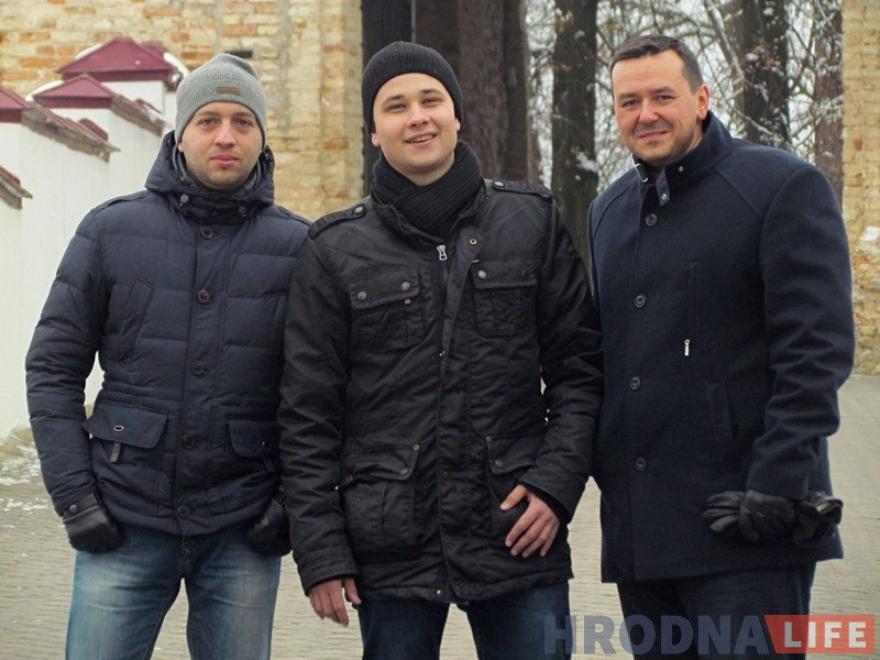 Польскі відэаблогер у бязвізавым Гродне: хакей, беларуская мова і штраф 400 еўра