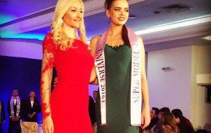 Гродненка стала первой вице-мисс на конкурсе Супермодель Вселенной