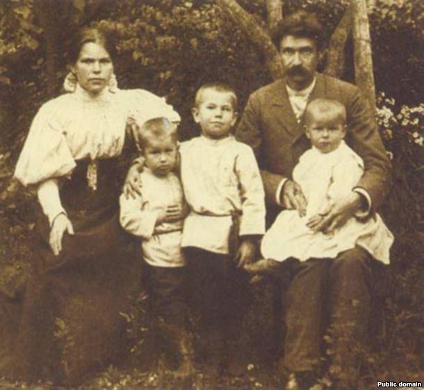 Сям'я Максіма Багдановіча, 1894