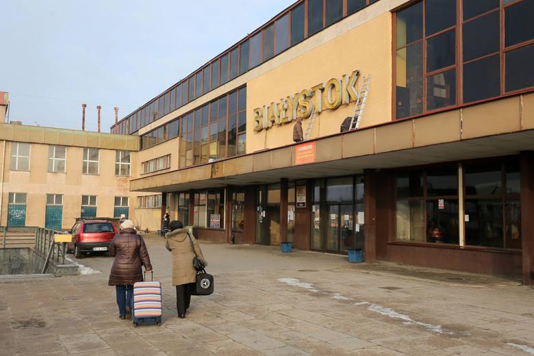 Стары вакзал чакае знос