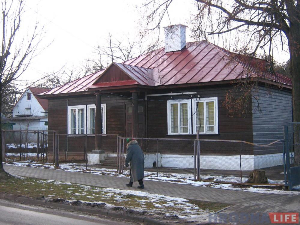Дом дырэктара, які з'явіўся каля 1937 года