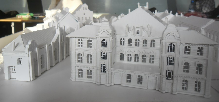 Харальная сінагога, будаўніцтва якой дазволіў Баторый
