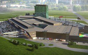 Польскі банк выдаў крэдыт на 55 млн еўра на будаўніцтва цэнтра Trinity ў Гродне