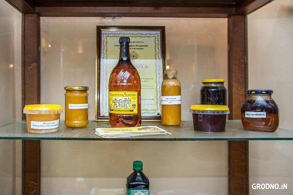 музей пчеловодства гродно