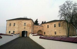 Работы па рэстаўрацыі Старога замку працягнуцца - вылучаны 1 млн рублёў