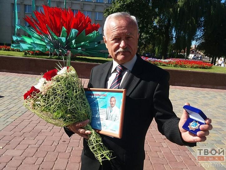 Памёр гродзенскi краязнаўца Віктар Саяпін