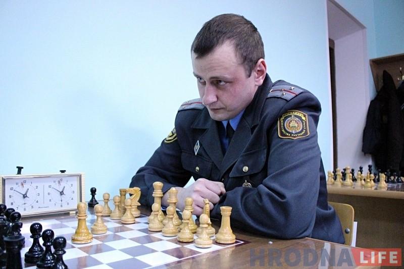 У Гродне выбіраюць самага разумнага міліцыянта вобласці