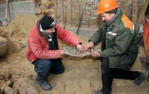 Лёс скарбу, які даў назву новаму бізнес-цэнтру, будуць вырашаць у Гродне