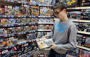 У Гродне адкрылi першую краму выключна з прадукцыяй LEGO