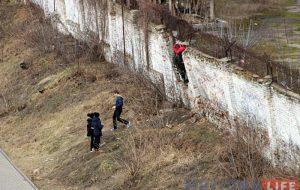Піўзавод у Гродне перадалі дзяржаве, але яго далей ніхто не ахоўвае: ён застаецца ўлюбёным месцам падлеткаў