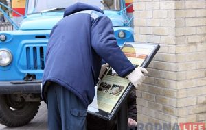 У гродзенскім старым горадзе пачалі ўсталёўваць інфармацыйныя табліцы пра гісторыю вуліц і аб'ектаў