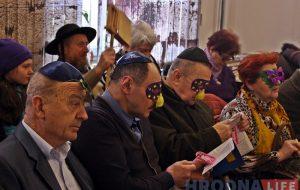 Гродзенскія іўдзеі адзначаюць Пурым - самае вясёлае свята яўрэйскага календара