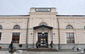 dworzec bialystok pkp вокзал 01