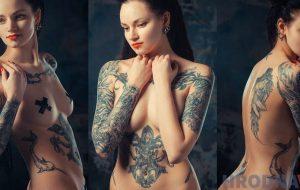 Любимые картины носит на себе. Инга Болотова о татуировках, за которые мог взяться не каждый мастер