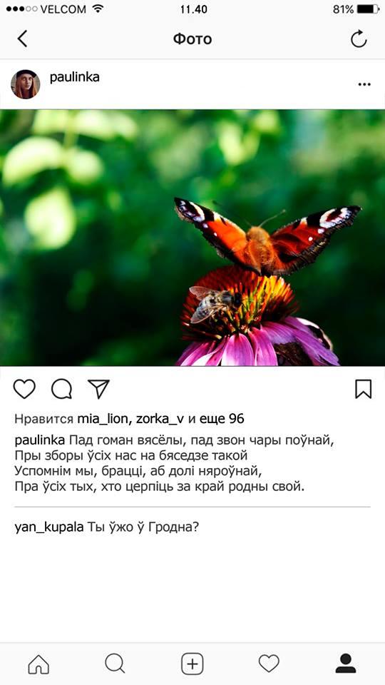 """Ажэшка посціла б кветачкі, Цётка - акцыі пратэстаў. Беларускія літаратаркі мінулых стагоддзяў """"завялі"""" Instagram"""