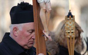 Беларускі святар, якога ўзнагародзіў Папа Рымскі: «Працаваў на піўзаводзе і таемна спавядаў у касцёле»