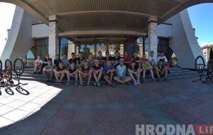 Аматары актыўнага адпачынку збіраюць подпісы за будаўніцтва ў Гродне скейт-парку