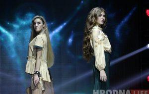 На Grodno Fashion Show паказалі восеньскія і зімовыя калекцыі ад дызайнераў з трох краін