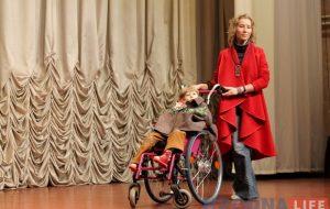 Дзяўчат з інваліднасцю не пусцілі на Grodno Fashion Show