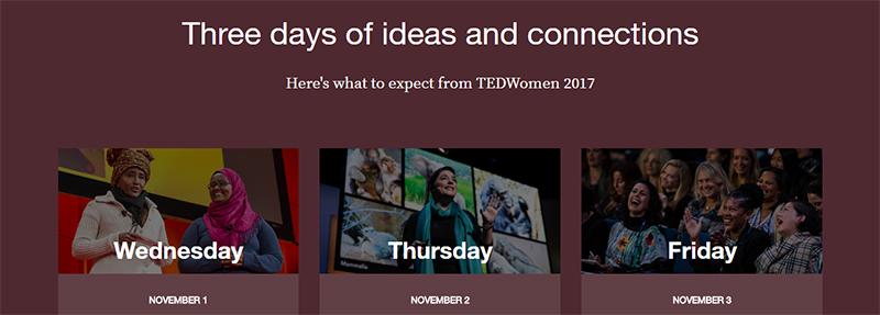 Жывая трансляцыя TEDWomen-2017 пройдзе ў Гродне