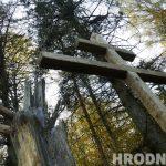 Памятны знак у гонар паўстанцаў Каліноўскага з'явіўся побач з лесам імя Быкава