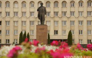 Таямнічае жыццё Леніна ў Гродне