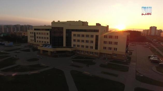 Новую паліклініку на Вішняўцы адкрыюць напярэдадні Новага года