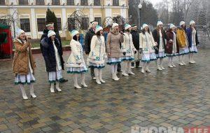 Гродзенскія артысты моклі на плошчы Леніна, але на іх канцэрт ніхто так і не прыйшоў