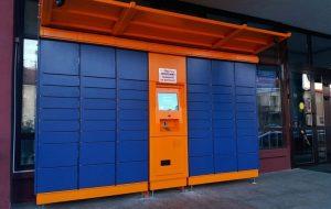 Пасля 10 студзеня ў Гродне будуць тэставаць першы поштамат
