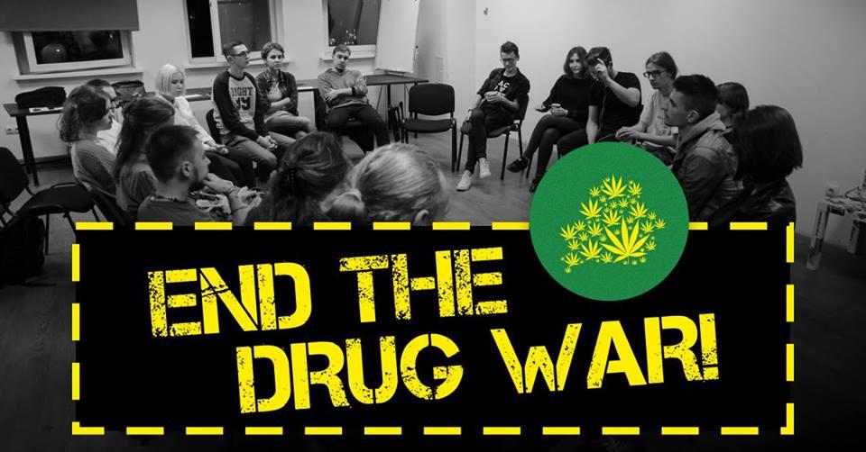 """End the Drug War! Да чаго прывяла """"вайна з наркотыкамі""""?"""