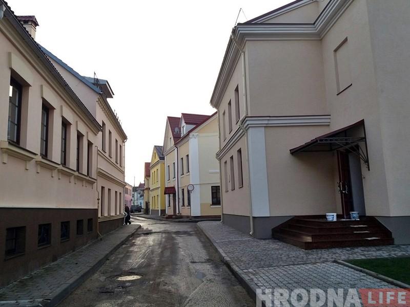 Апарт-гатэль на Малой Траецкай адкрыецца ў пачатку 2018 года