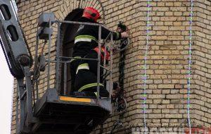 Гродзенскую пажарную каланчу рыхтуюць да святаў