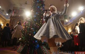 Стары Новы год - шчаслівы час паміж палучкай і авансам - адсвяткавалі ў тэатры лялек