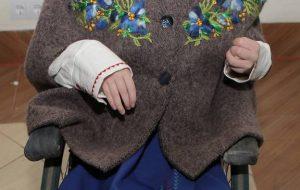 Калекцыя зручнага адзення для інвалідаў зноў не можа трапіць на галоўны модны паказ у Гродне