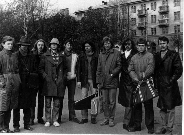 1980-2018: жыхар Гродна сабраў унікальны фотаархіў гарадскога жыцця