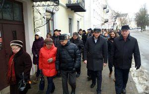 «Марш памяці» пройдзе па вуліцах Гродна ў 75-ю гадавіну ліквідацыі гета