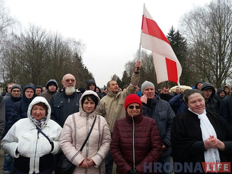 У Гродне пачалі збіраць грошы на святкаванне 100-годдзя БНР
