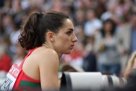 Гродзенка ўстанавіла нацыянальны рэкорд у скачках з шастом на чэмпіянаце ў Францыі