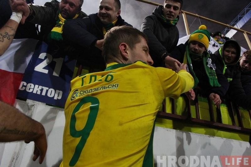 """Старт сезону: """"Нёман"""" на апошніх хвілінах вырваў нічыю з """"Віцебскам"""""""